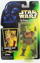 Star Wars (The Power of the Force) - Kenner - Gamorrean Guard