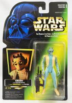 Star Wars (The Power of the Force) - Kenner - Greedo (Canada)