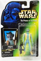 Star Wars (The Power of the Force) - Kenner - Greedo (Japan)