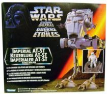 Star Wars (The Power of the Force) - Kenner - Imperial AT-ST
