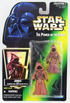 Star Wars (The Power of the Force) - Kenner - Jawas (with Glowin Eyes and Blaster Pistols)