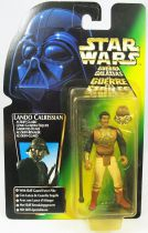 Star Wars (The Power of the Force) - Kenner - Lando Calrissian (as Skiff Guard)