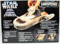 Star Wars (The Power of the Force) - Kenner - Landspeeder (Box Fr.)