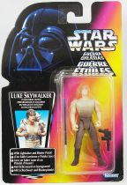 Star Wars (The Power of the Force) - Kenner - Luke Skywalker (in Dagobah Outfit)