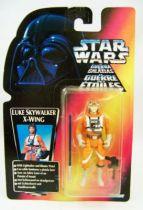 Star Wars (The Power of the Force) - Kenner - Luke Skywalker (in X-Wing Pilot Gear) 01