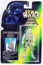 Star Wars (The Power of the Force) - Kenner - Luke Skywalker in Hoth Gear