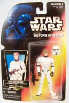 Star Wars (The Power of the Force) - Kenner - Luke Skywalker in Stormtrooper disguise