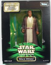 Star Wars (The Power of the Force) - Kenner - Mace Windu (Sneak Preview)