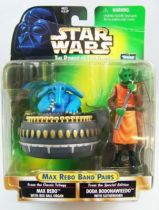 Star Wars (The Power of the Force) - Kenner - Max Rebo & Doda Bodonawieedo (Max Rebo Band Pairs) 01