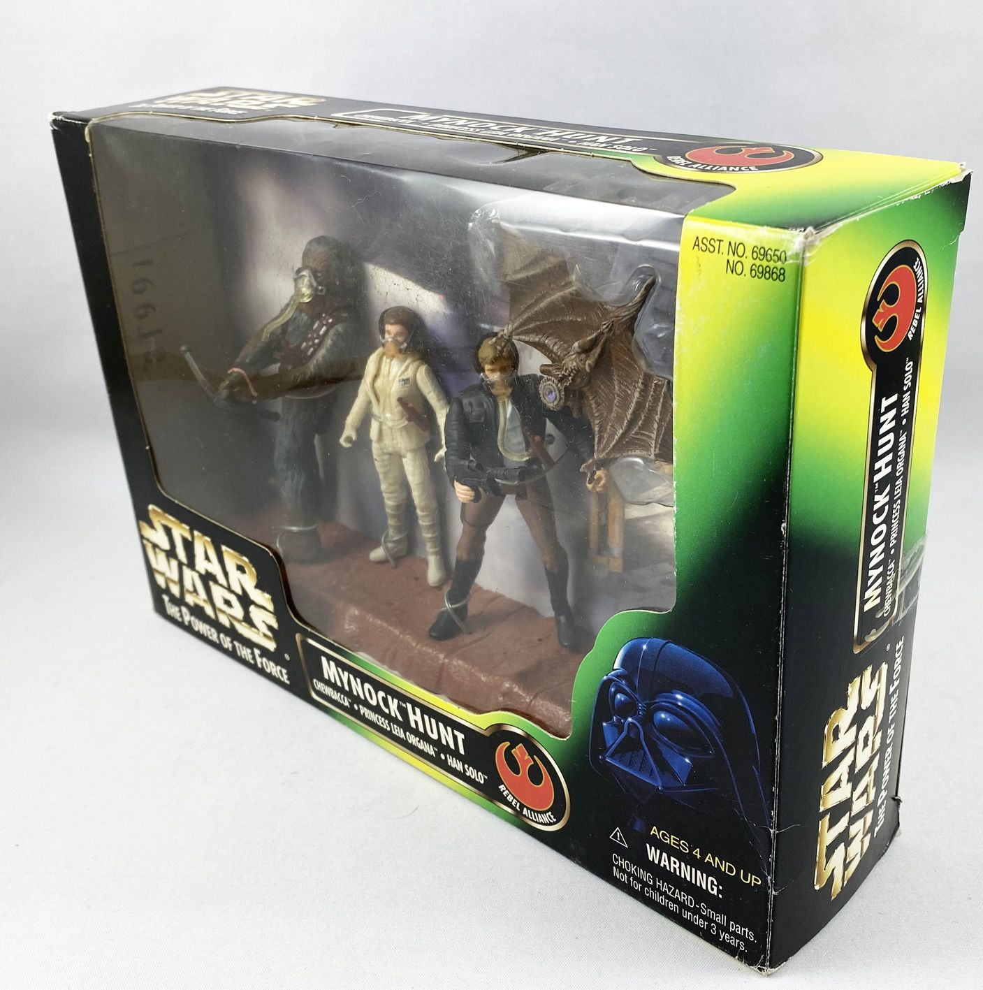 Star Wars (The Power of the Force) - Kenner - Mynock Hunt