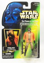 Star Wars (The Power of the Force) - Kenner - Ponda Baba