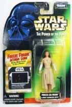 Star Wars (The Power of the Force) - Kenner - Princess Leia Organa (in Ewok Celebration)