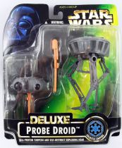 Star Wars (The Power of the Force) - Kenner - Probe Droid (Deluxe)