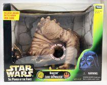 Star Wars (The Power of the Force) - Kenner - Rancor & Luke Skywalker