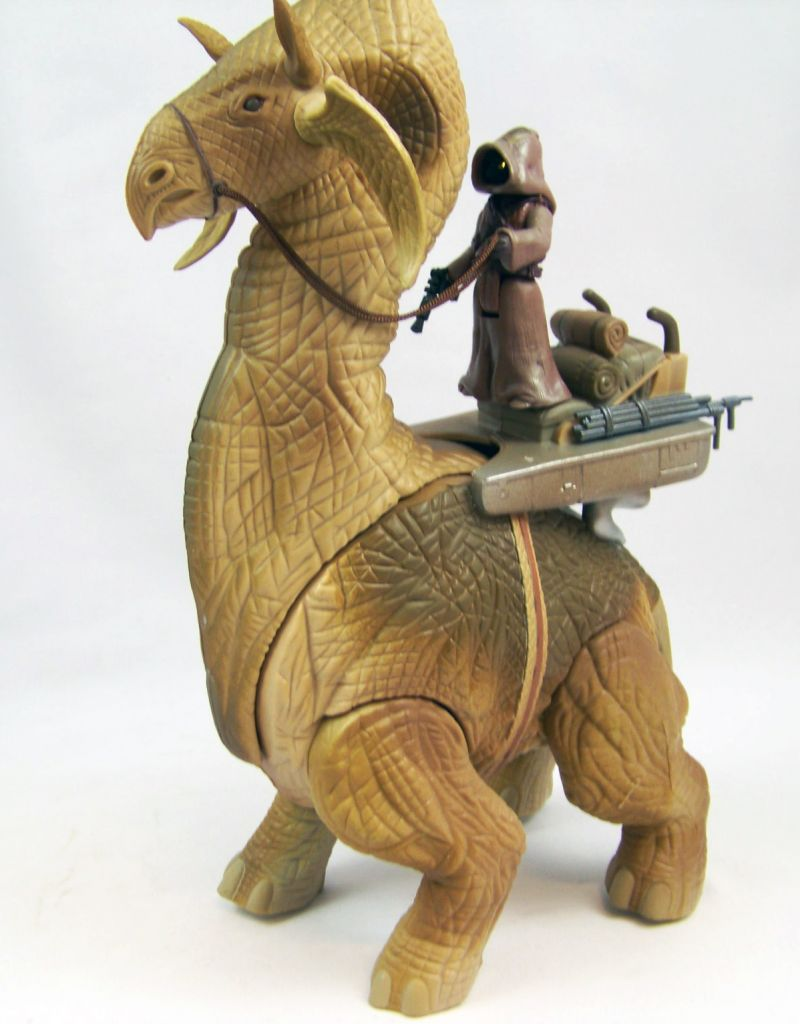 Star Wars (The Power of the Force) - Kenner - Ronto & Jawa (occasion) 02