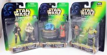 Star Wars (The Power of the Force) - Kenner - Set of 3 Max Rebo Band Pairs