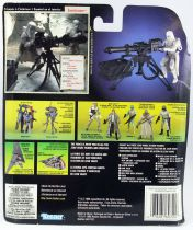 Star Wars (The Power of the Force) - Kenner - Snowtrooper (Deluxe) with E-Web Heavy Repeating Blaster