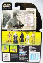Star Wars (The Power of the Force) - Kenner - Snowtrooper 02