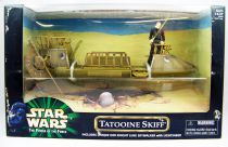 Star Wars (The Power of the Force) - Kenner - Tatooine Skiff & Luke Skywalker