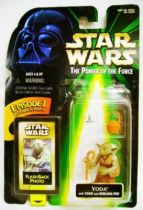 Star Wars (The Power of the Force) - Kenner - Yoda (Flashback)
