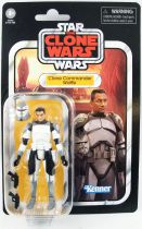 Star Wars (The Vintage Collection) - Hasbro - Clone Commander Wolffe - The Clone Wars