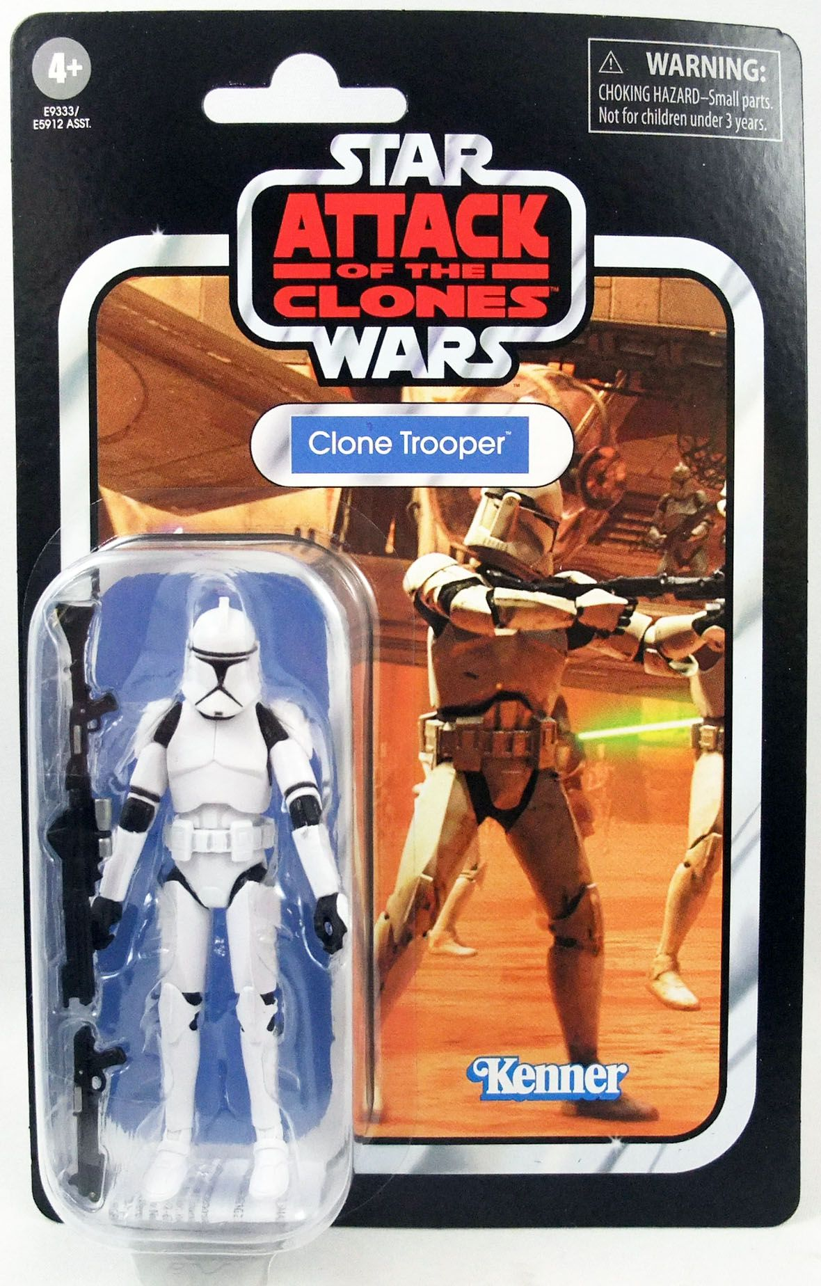 Star Wars (The Vintage Collection) - Hasbro - Clone Trooper - Attack of the Clones