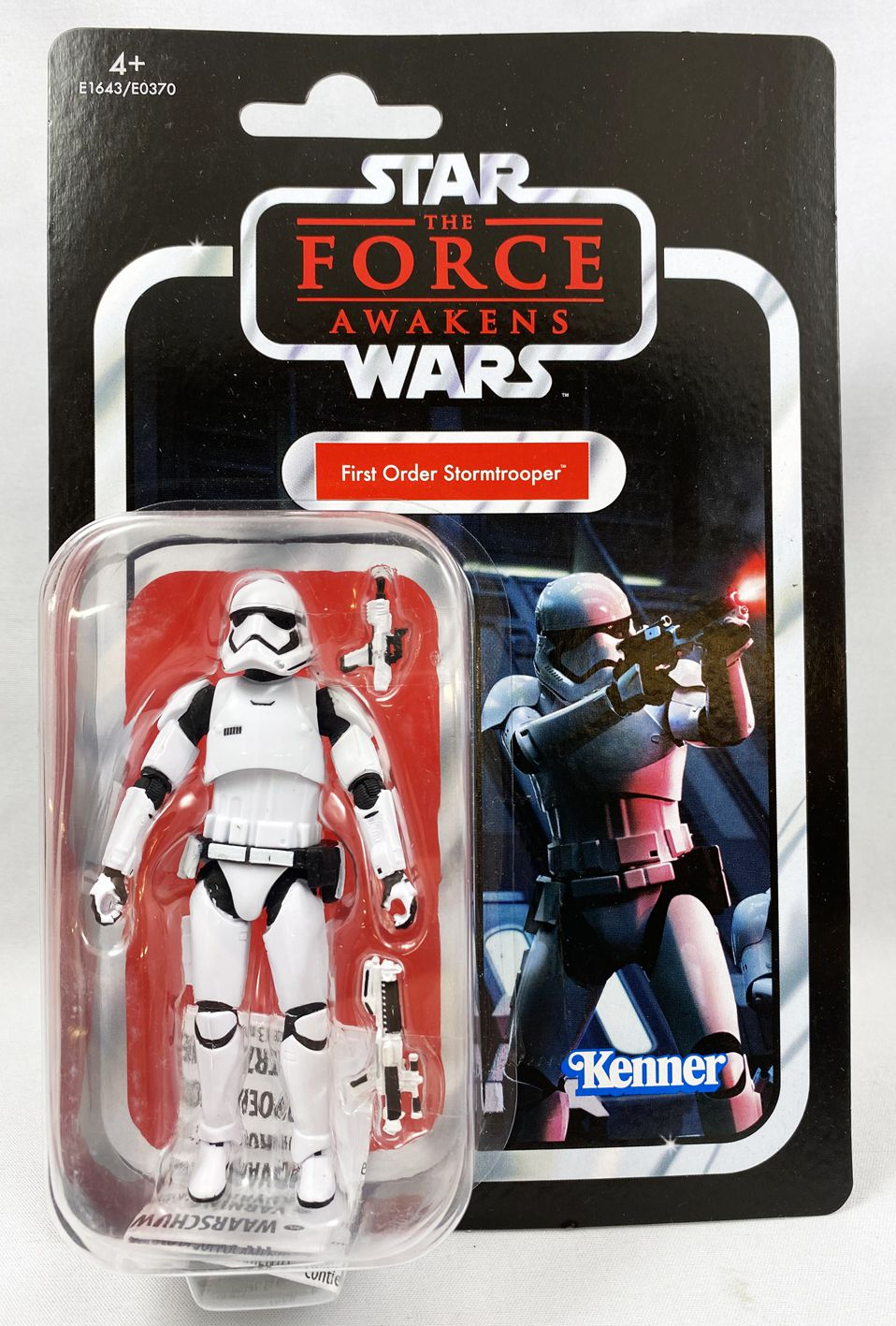 Star Wars (The Vintage Collection) - Hasbro - First Order Stormtrooper - The Force Awakens