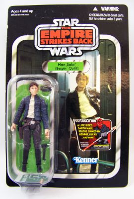 Han Solo Bespin Outfit Figure Hasbro 98535 Star Wars The Empire Strikes Back The Vintage Collection