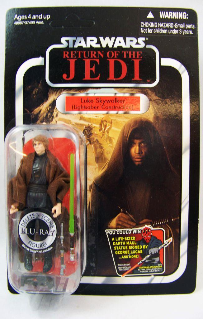 Star Wars The Vintage Collection Hasbro Luke