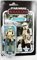 Star Wars (The Vintage Collection) - Hasbro - Scarif Stormtrooper - Rogue One