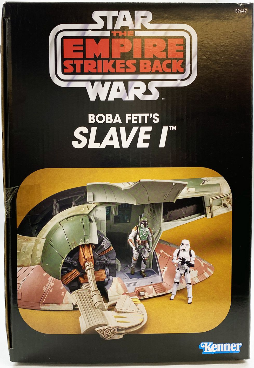 Star Wars (The Vintage Collection) - Hasbro - Slave 1 - The Empire Strikes Back