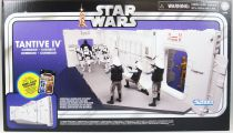 Star Wars (The Vintage Collection) - Hasbro - Tantive IV Corridor playset - A New Hope / Rogue One
