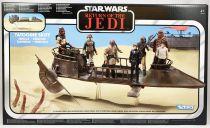 Star Wars (The Vintage Collection) - Hasbro - Tatooine Skiff Vehicle - Episode VI ROTJ