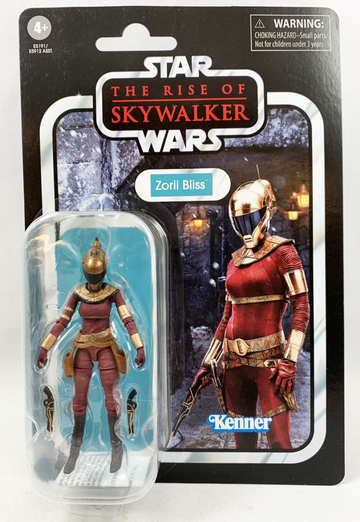 Star Wars (The Vintage Collection) - Hasbro - Zorii Bliss - The Rise of Skywalker
