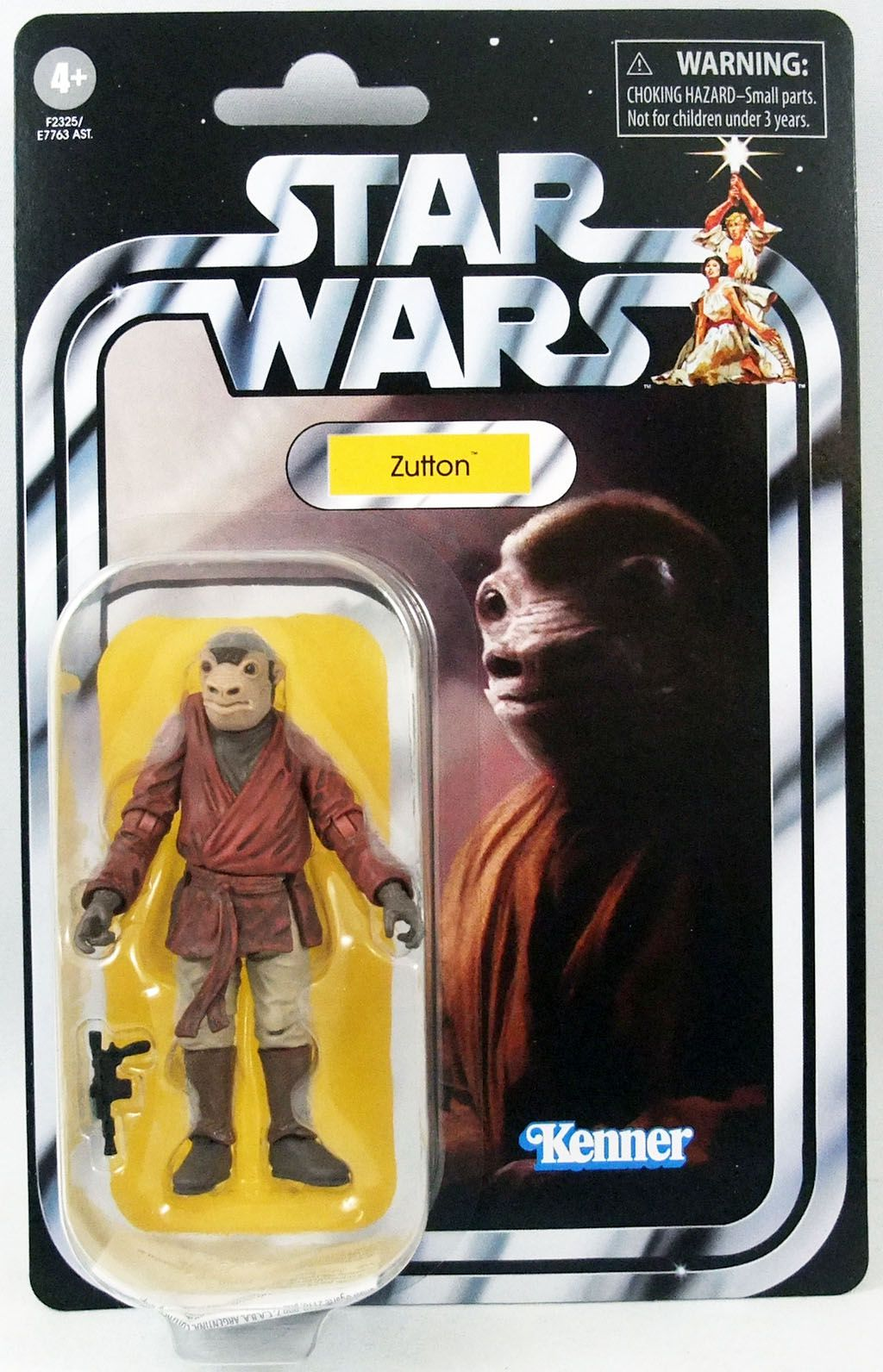 Star Wars (The Vintage Collection) - Hasbro - Zutton - A New Hope