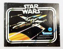 Star Wars 1977-78 - Kenner - Mini-Catalogue (X-Wing)