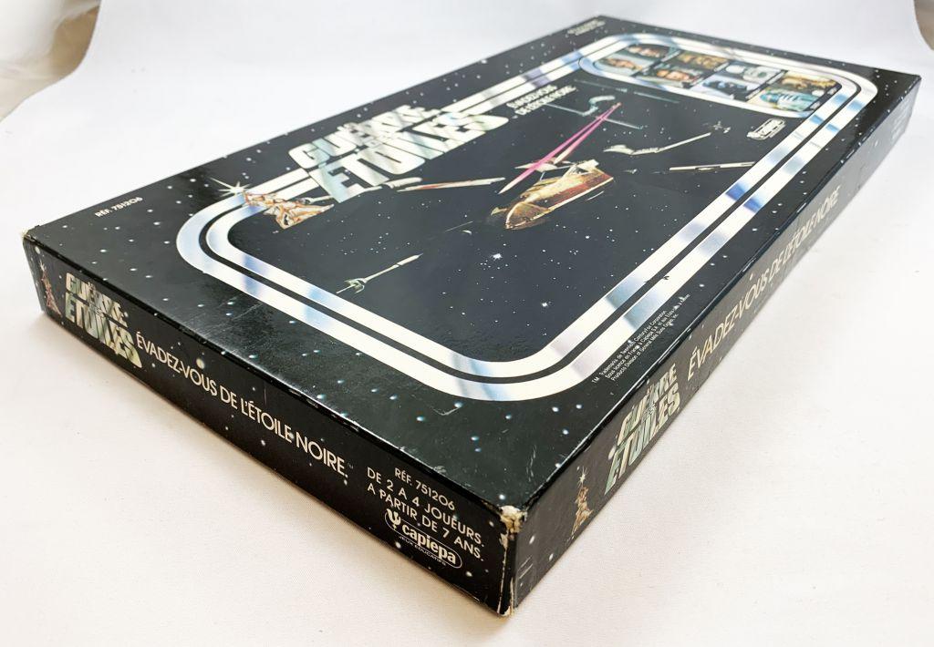 Star Wars 1978 - Evadez-vous de l\'Etoile Noire - Jeux de Société Capiepa