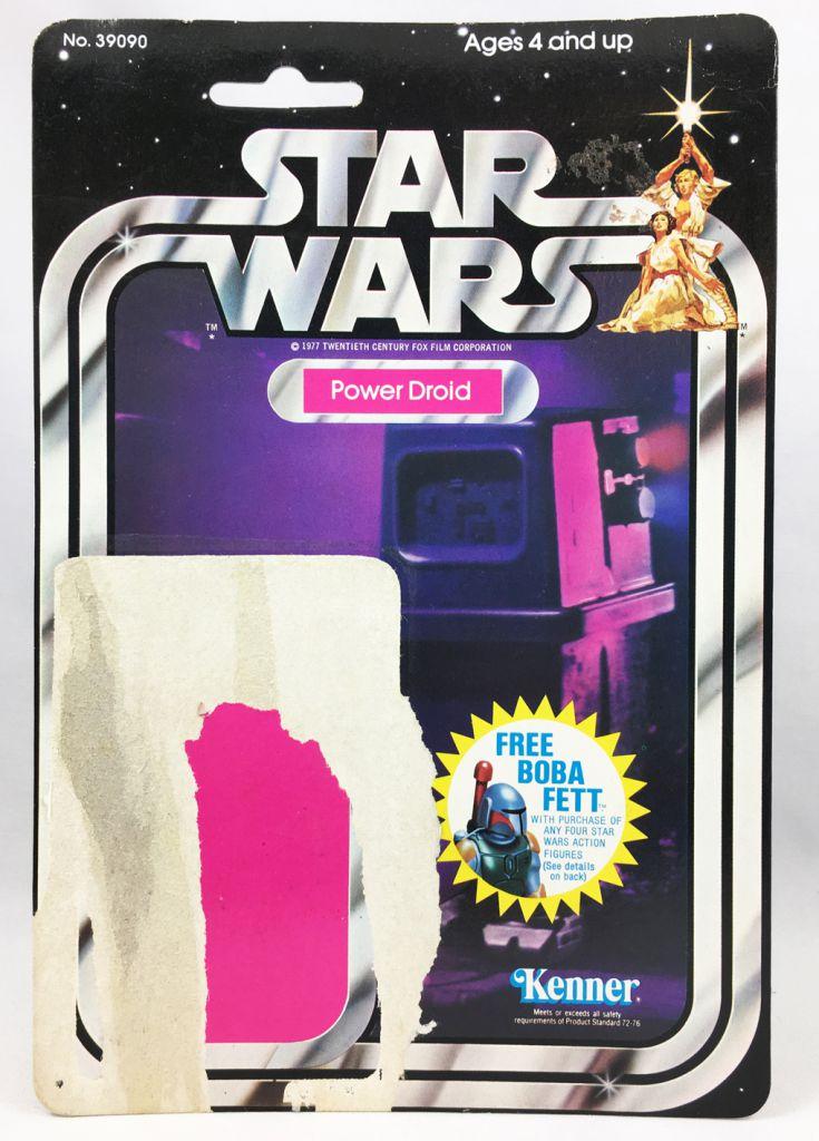 Star Wars 1978 - Kenner 20Back (F) - Power Droid (Boba Fett Offert)