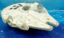 Star Wars 1978 - Kenner Diecast Vehicle - Millennium Falcon (loose)