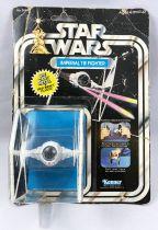 Star Wars 1978 - Kenner Diecast Vehicle 21back - Imperial TIE Fighter