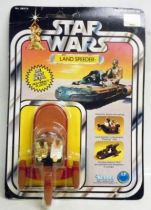 Star Wars 1978 - Landspeeder Diecast - Kenner (Mint on Card)