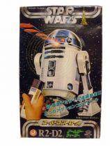Star Wars 1978 - Super control R2-D2 (Disk-firing) - Takara