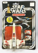 Star Wars 1978 - Takara Diecast Vehicle 12back - X-Wing Fighter