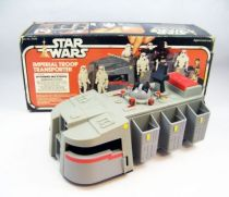 Star Wars 1979 - Meccano / Palitoy - Imperial Troop Transporter (occasion en boite)