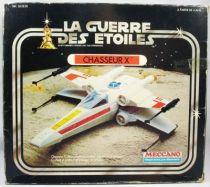 La Guerre des Etoiles - Meccano - Chasseur X (X-Wing Fighter)