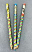 Star Wars 1982 - Lot de 3 Crayons Multicolor H.C. Ford