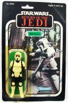 Star Wars 1983 - Kenner ROTJ 77back - Biker Scout