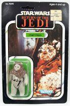 Star Wars 1983 - Kenner ROTJ 77back - Chief Chirpa