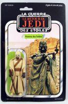 Star Wars 1983 - Meccano ROTJ 45back - Homme des Sables (Tusken Raider Sand People)