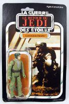 Star Wars 1983 - Meccano ROTJ 65back - Commando Rebelle (Rebel Commando)